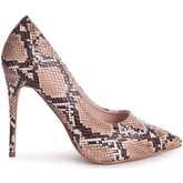 Linzi  ASTON  women's Court Shoes in Brown