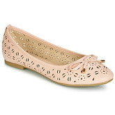 Wildflower  ASHINGTON  women's Shoes (Pumps / Ballerinas) in Pink