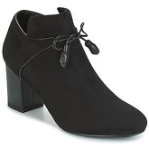 Moony Mood  CAECI  women's Low Ankle Boots in Black