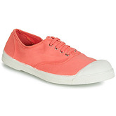 Bensimon  TENNIS LACETS  women's Shoes (Trainers) in Red