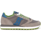 Saucony  Sneaker Jazz in suede and grey nylon  women's Shoes (Trainers) in Grey