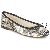 Desigual  MISSIA  women's Shoes (Pumps / Ballerinas) in Brown