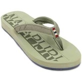 Napapijri  Ariel 16798556 Sandals Women's Flip Flops  women's Flip flops / Sandals (Shoes) in Green