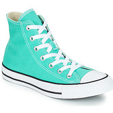 Converse  CHUCK TAYLOR ALL STAR HI  women's Shoes (High-top Trainers) in Green