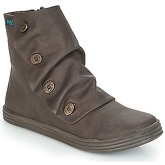 Blowfish Malibu  RABBIT  women's Mid Boots in Brown