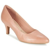 Clarks  ISIDORA FAYE  women's Court Shoes in Pink