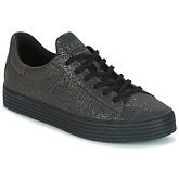 Esprit  RIATA LACE UP  women's Shoes (Trainers) in Black