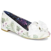 Irregular Choice  SULU  women's Shoes (Pumps / Ballerinas) in White