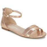 Moony Mood  GUALMIA  women's Sandals in Pink