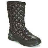 The North Face  THERMOBALL BUTTON-UP W  women's Snow boots in Black