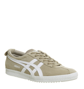 Onitsuka Tiger Mexico 66 Delegation LATTE WHITE
