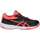 Asics  Court Slide Clay GS Tenis  women's Shoes (Trainers) in Black