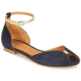 Emma Go  JULIETTE  women's Sandals in Blue