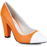 Yull Shoes  Pumps  women's Court Shoes in Orange