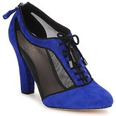 Bourne  PHEOBE  women's Low Boots in Blue