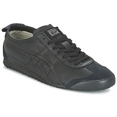 Onitsuka Tiger  MEXICO 66  women's Shoes (Trainers) in Black