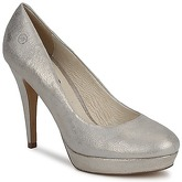Bronx  RENZEDE  women's Court Shoes in Silver