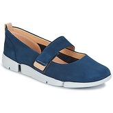 Clarks  TRI CARRIE  women's Shoes (Pumps / Ballerinas) in Blue