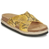 Betty London  EMINE  women's Mules / Casual Shoes in Yellow