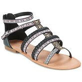 Buffalo  MELO  women's Sandals in Black