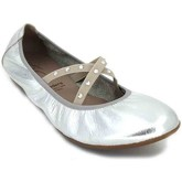 Wonders  A-6131 Women´s Mary Jane Shoes  women's Shoes (Pumps / Ballerinas) in Silver