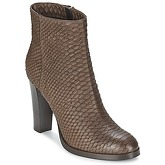 Alberto Gozzi  MADRID T MORO  women's Low Ankle Boots in Brown