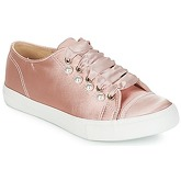 Spot on  FIBUSC  women's Shoes (Trainers) in Pink