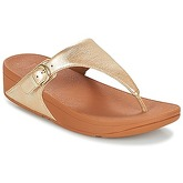 FitFlop  SKINNY TOE-THONG  women's Flip flops / Sandals (Shoes) in Gold