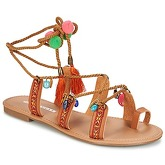 Buffalo  MOLI  women's Sandals in Brown
