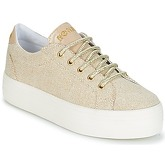 No Name  PLATO BRIDGE  women's Shoes (Trainers) in Beige