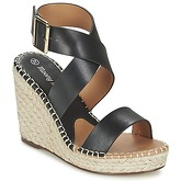 Moony Mood  EDOZTEL  women's Sandals in Black