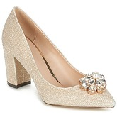 Menbur  HYDRAE  women's Court Shoes in Gold