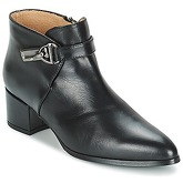 Marian  ALASKINO  women's Low Ankle Boots in black