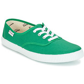 Victoria  6613  women's Shoes (Trainers) in Green
