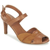 Heyraud  ELGA  women's Sandals in Brown