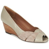 Heyraud  ELAIA  women's Court Shoes in Grey