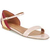 Heyraud  ELISABETH  women's Sandals in Pink