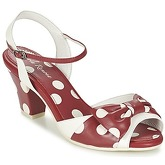 Lola Ramona  ELSIE  women's Sandals in Red