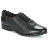 Clarks  CLAUDE PLAIN  men's Loafers / Casual Shoes in black