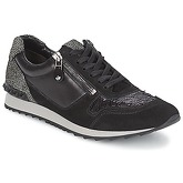Kennel + Schmenger  ELCO  women's Shoes (Trainers) in Black