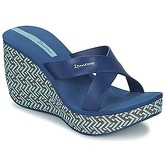 Ipanema  LIPSTICK STRAPS IV  women's Mules / Casual Shoes in Blue