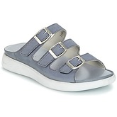 Romika  GOMERA SANDALE 02  women's Mules / Casual Shoes in Blue